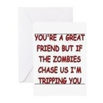 Great Friend1 Greeting Cards