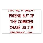 Great Friend1 Sticker