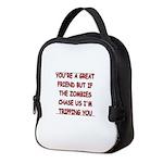 Great Friend1 Neoprene Lunch Bag