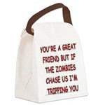 Great Friend1 Canvas Lunch Bag