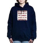 Great Friend1 Women's Hooded Sweatshirt