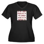 Great Friend1 Plus Size T-Shirt