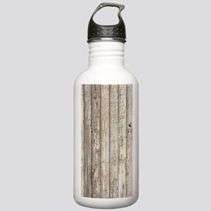 shabby chic white barn Stainless Water Bottle 1.0L
