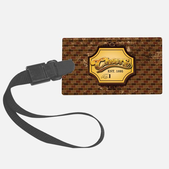 cheers Luggage Tag