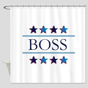 STAR BOSS Shower Curtain