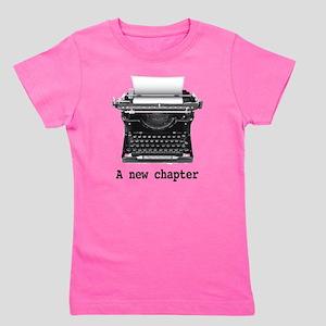 New chapter Girl's Tee