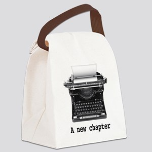 New chapter Canvas Lunch Bag