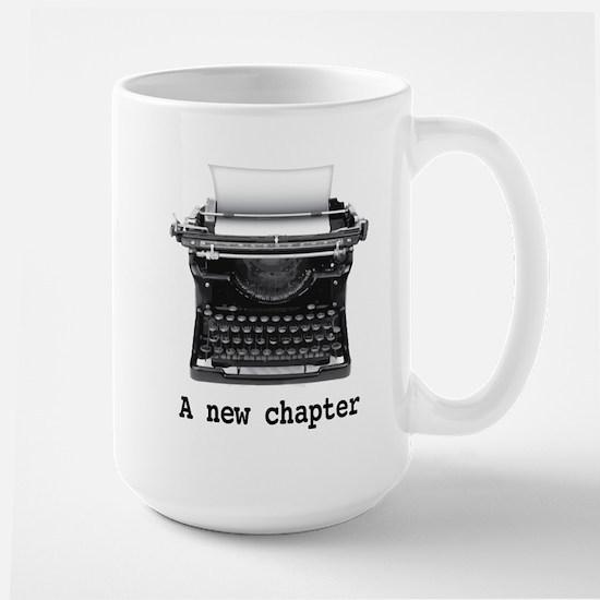 New chapter Large Mug