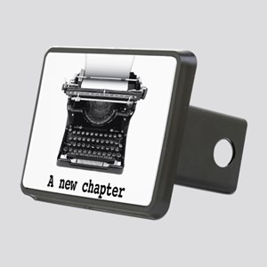 New chapter Rectangular Hitch Cover