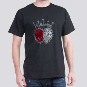 Spencer Engagement Ring Dark T-Shirt