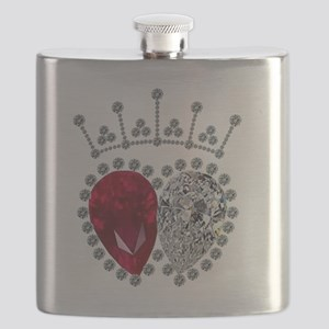 Spencer Engagement Ring Flask