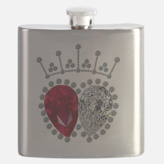 Spencer Engagement Ring Flask