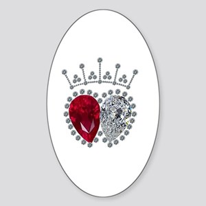 Spencer Engagement Ring Sticker (Oval)