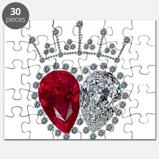Spencer Engagement Ring Puzzle