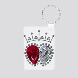 Spencer Engagement Ring Keychains