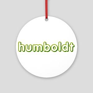 humboldt vagabond Ornament (Round)