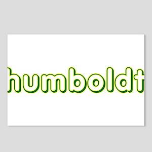 humboldt vagabond Postcards (Package of 8)