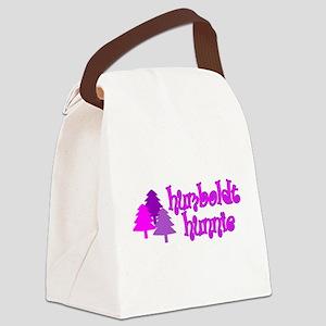 humboldt hunnie Canvas Lunch Bag