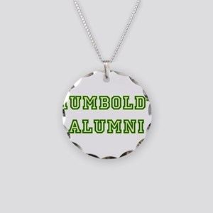 humboldt alumni allstar Necklace Circle Charm