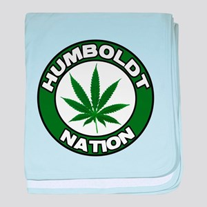 humboldt pot nation baby blanket