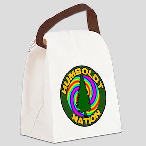 humboldt psychadelic nation Canvas Lunch Bag