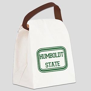 HSU Canvas Lunch Bag