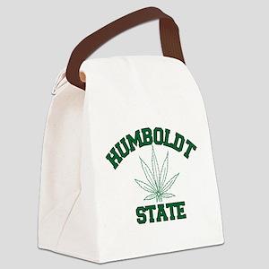 HUMBOLDT POT STATE Canvas Lunch Bag
