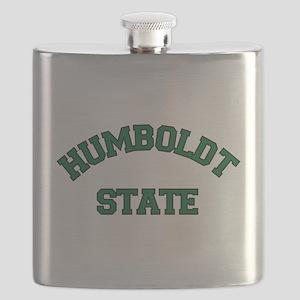 HUMBOLDT STATE Flask