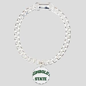 HUMBOLDT STATE Charm Bracelet, One Charm