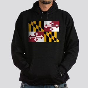 Maryland State Flag Hoodie