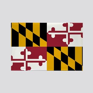 Maryland State Flag Magnets