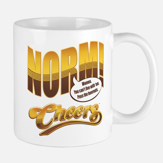 Norm Quote Mug
