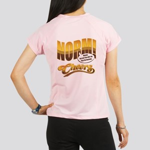 Norm Quote Performance Dry T-Shirt