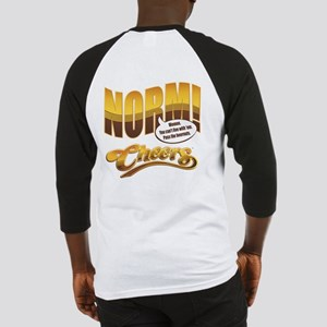Norm Quote Baseball Jersey