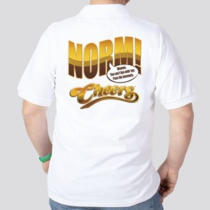 Norm Quote Golf Shirt