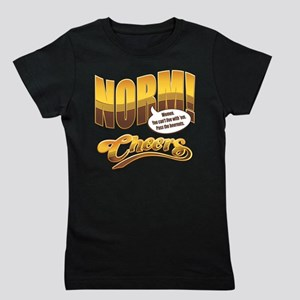 Norm Quote Girl's Tee