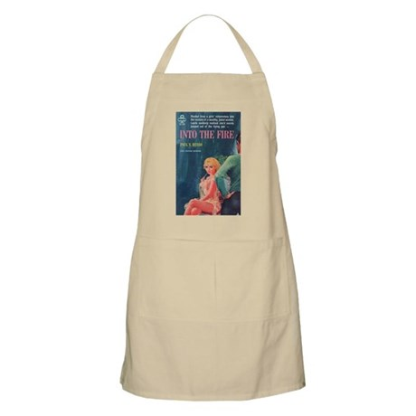 Into the Fire BBQ Apron