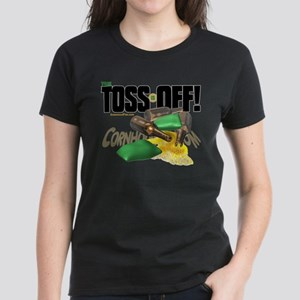 Toss Off! Women's Dark T-Shirt