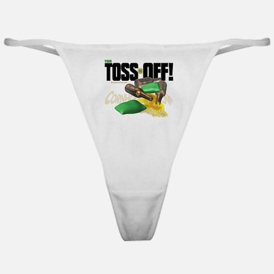Toss Off! Classic Thong