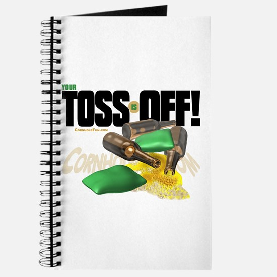 Toss Off! Journal