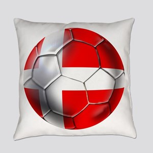 Danish Football Everyday Pillow