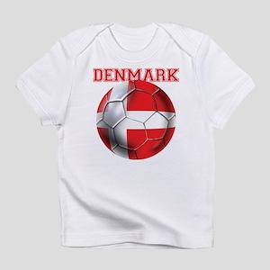 Denmark Soccer Infant T-Shirt
