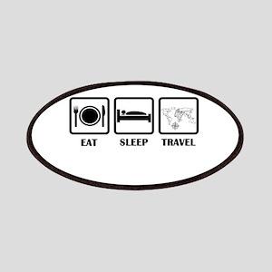 Eat Sleep Travel Patch