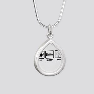 Eat Sleep Travel Necklaces
