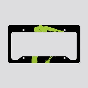 Zombie License Plate Holder