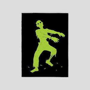 Zombie 5'x7'Area Rug