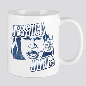 Jessica Jones WTF is Going On? Mug