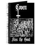 Coven Kiss the Goat Journal/Grimoire/Spellbook