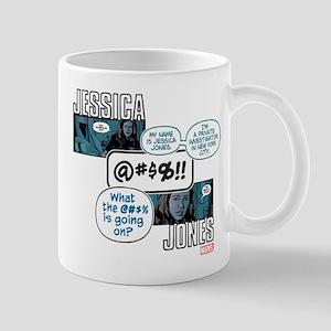 Jessica Jones Cursing Mug