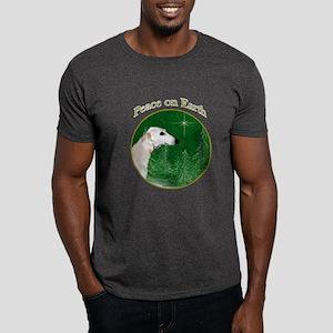Saluki Peace Dark T-Shirt